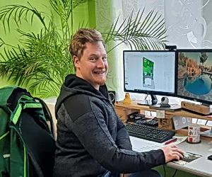 Herr Lars Janssen